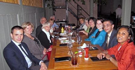 Voyage au canada 1er 16 juin 2011 neuhausen caf for Chambre de commerce francaise toronto