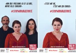 « Stop Mariage Forcé » – lancement de la campagne soutenue par le secrétariat d'Etat aux droits des femmes