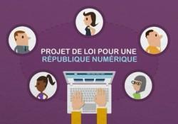 Loi pour une République numérique: de belles avancées, notamment pour la protection des individus