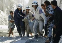 Soutien pour la nomination des Casques Blancs syriens pour le Prix Nobel de la Paix