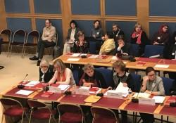 Débat sur le rapport intitulé « La laïcité garantit-elle l'égalité femmes-hommes? »
